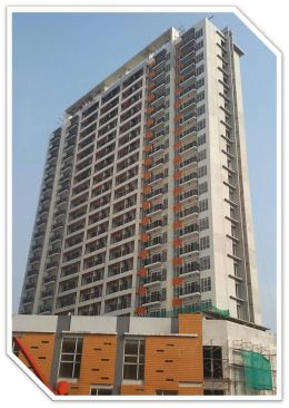 Mixed Use Cinere Terrace Suites 16 cts16