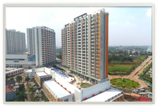 Mixed Use Cinere Terrace Suites 20 cts20