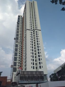 On Going Project Permata Hijau Suites 12 phs8