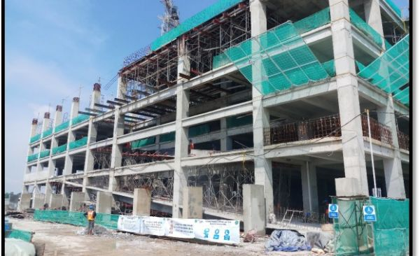 On Going Project Sayana Apartment, Harapan Indah Bekasi 6 sah5