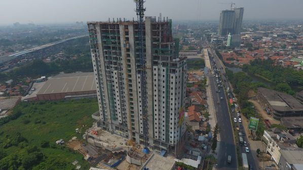 On Going Project TThamrin Disctric Apartment – Bekasi 13 tda11